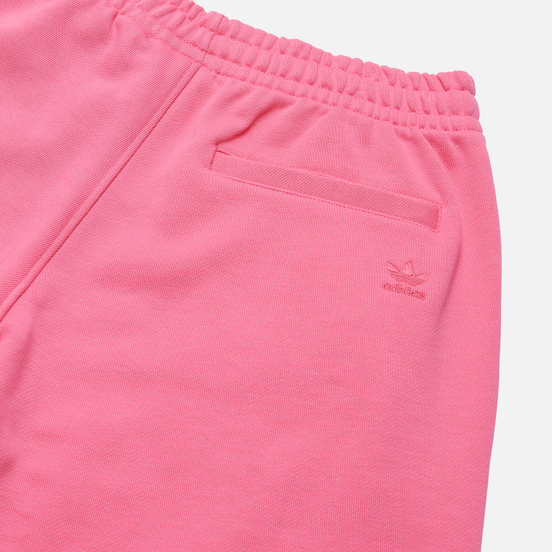 Мужские шорты adidas Originals x Pharrell Williams Basics Semi Solar Pink