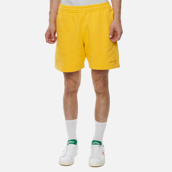Мужские шорты adidas Originals x Pharrell Williams Basics Bold Gold