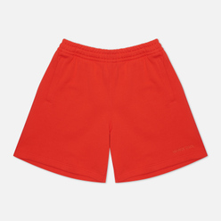 Мужские шорты adidas Originals x Pharrell Williams Basics Active Red