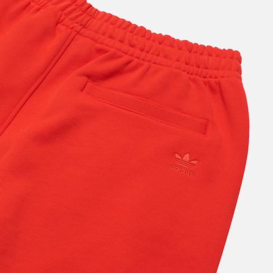 Мужские шорты adidas Originals x Pharrell Williams Basics Active Red
