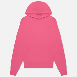 Мужская толстовка adidas Originals x Pharrell Williams Basics Hoodie Semi Solar Pink