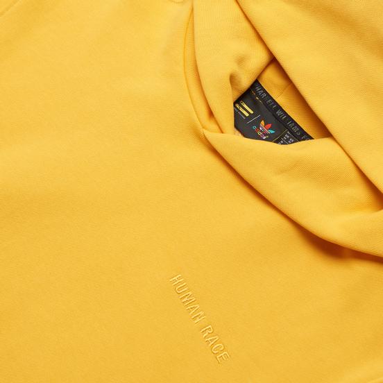 Мужская толстовка adidas Originals x Pharrell Williams Basics Hoodie Bold Gold