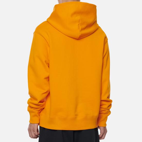 Мужская толстовка adidas Originals x Pharrell Williams Basics Hoodie Bright Orange