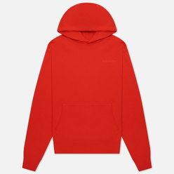 Мужская толстовка adidas Originals x Pharrell Williams Basics Hoodie Active Red