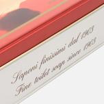 Подарочная коробка для мыла Valobra Assorted Tin Red фото- 3