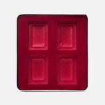 Подарочная коробка для мыла Valobra Assorted Tin Red фото- 1