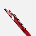 Подарочный набор Caran d'Ache x Wenger Swiss Classic Red фото- 4
