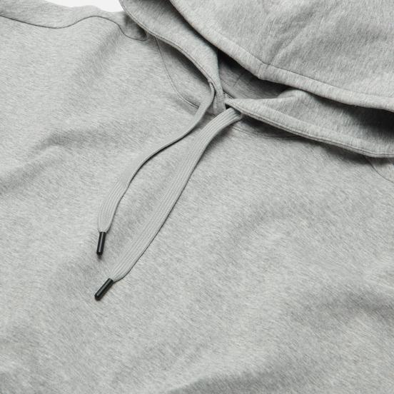 Мужская толстовка Reebok Dream Blend Cotton Hoodie Medium Grey Heather
