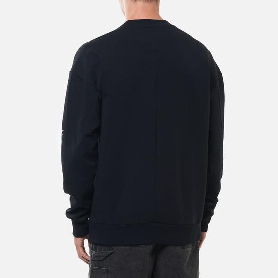 Мужская толстовка Reebok Dream Blend Cotton Crew Black
