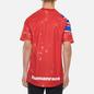 Мужская футболка adidas Performance x Human Race FC Bayern Jersey True Red/White фото - 3