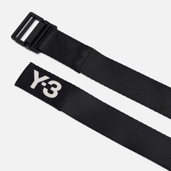 Ремень Y-3 Classic Logo Black