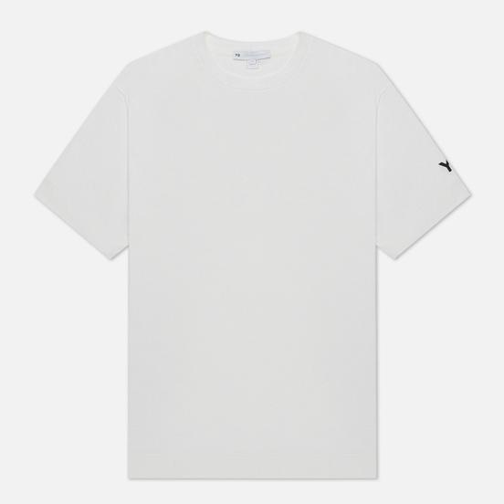 Мужская футболка Y-3 Chapter 2 GFX Off White/Black