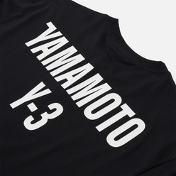 Мужская футболка Y-3 Chapter 2 GFX Black/Core White