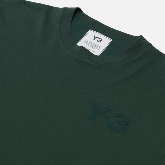 Мужская футболка Y-3 Classic Chest Logo Forest Knight