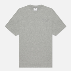 Мужская футболка Y-3 Classic Chest Logo Y-3 Medium Grey Heather