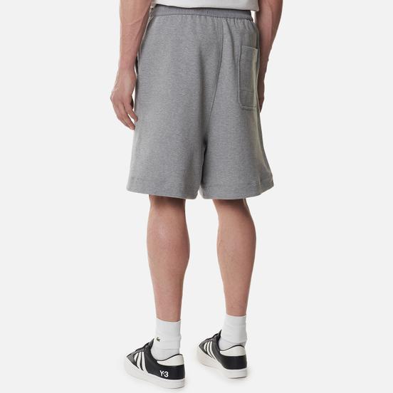 Мужские шорты Y-3 Classic Terry Medium Grey Heather