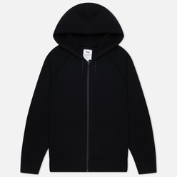Мужской свитер Y-3 Classic Winter Knit Hooded Full-Zip Black