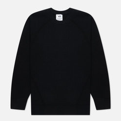Мужской свитер Y-3 Classic Winter Knit Crew Neck Black