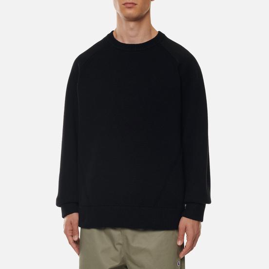 Мужской свитер Y-3 Classic Winter Knit Crew Neck Black