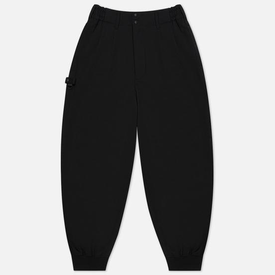 Мужские брюки Y-3 Classic Refined Wool Stretch Cuffed Black