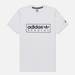 Мужская футболка adidas Spezial Embroidered Badge White