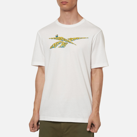 Мужская футболка Reebok x Minion Print White
