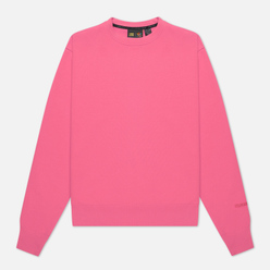 Мужская толстовка adidas Originals x Pharrell Williams Basics Crew Semi Solar Pink