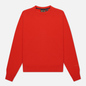 Мужская толстовка adidas Originals x Pharrell Williams Basics Crew Active Red фото - 0
