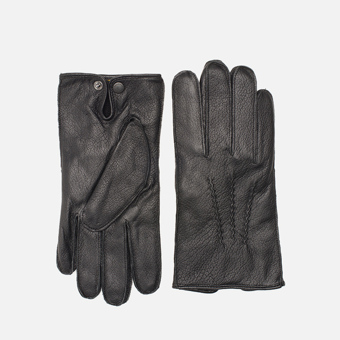 Barbour Harton Gloves Black