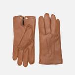 Мужские перчатки Barbour Harton Burnished фото- 0