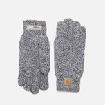 Carhartt WIP Scott Gloves Black/White photo- 0