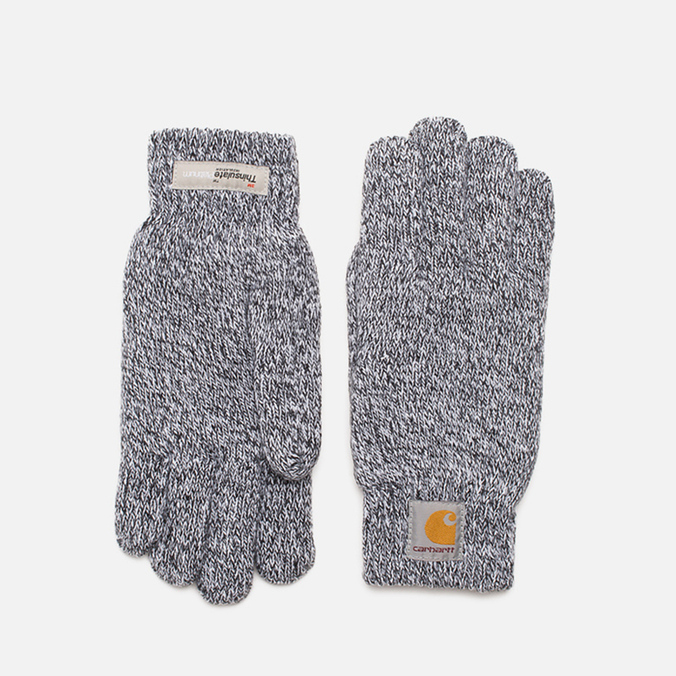 Carhartt WIP Scott Gloves Black/White
