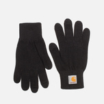 Мужские перчатки Carhartt WIP Touch Screen Black фото- 0