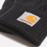 Мужские перчатки Carhartt WIP Touch Screen Black фото- 1