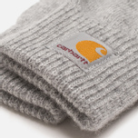 Carhartt WIP Touch Screen Gloves Grey Heather photo- 1
