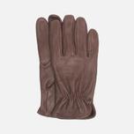 Мужские перчатки Filson Deerskin Brown фото- 2