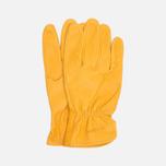 Мужские перчатки Filson Goatskin Tan фото- 2