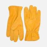 Мужские перчатки Filson Goatskin Tan фото- 0