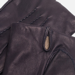 Мужские перчатки Gant Rugger Nappa Dark Blue фото- 2