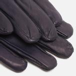 Мужские перчатки Gant Rugger Nappa Dark Blue фото- 1