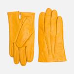 Мужские перчатки Gant Rugger Nappa Gold Yellow фото- 0