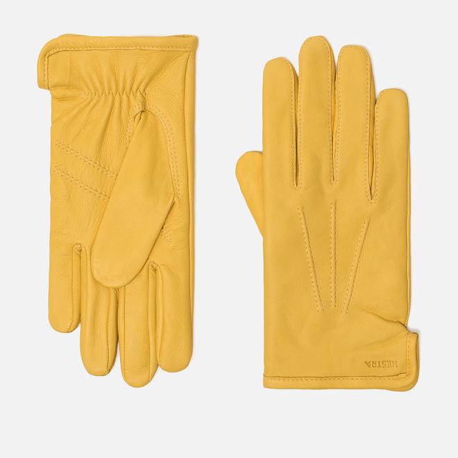 Перчатки Hestra Andrew Yellow