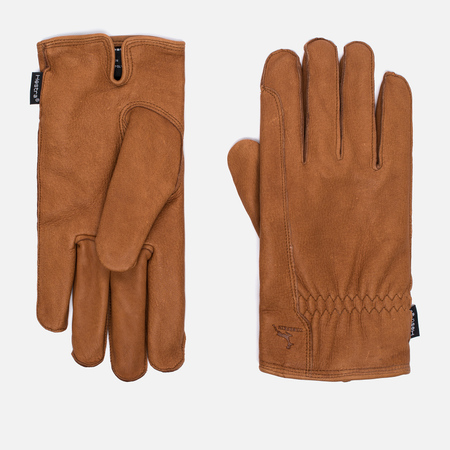 Hestra Deerskin Drivers Lined Men's Gloves Cork