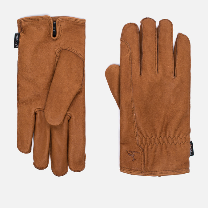 Мужские перчатки Hestra Deerskin Drivers Lined Cork