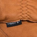 Мужские перчатки Hestra Deerskin Drivers Lined Cork фото- 2