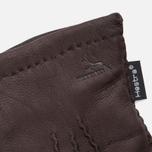 Мужские перчатки Hestra Matthew Dark Brown фото- 2