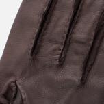 Мужские перчатки Hestra Matthew Dark Brown фото- 1
