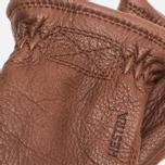 Мужские перчатки Hestra Sarna Brown фото- 1