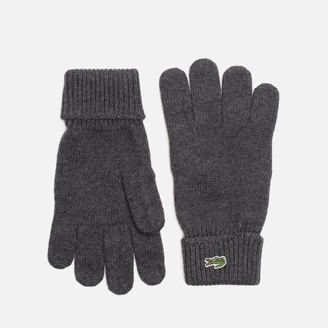 Lacoste Gloves Grey
