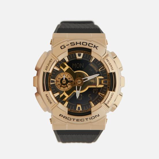 Наручные часы CASIO G-SHOCK GM-110G-1A9ER Black/Gold